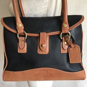Ghurka Original Collection Leather Tote Bag